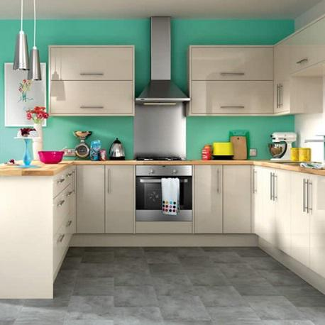5 ways to modernise your existing kitchen findatrade blog for Cheap kitchen wall units
