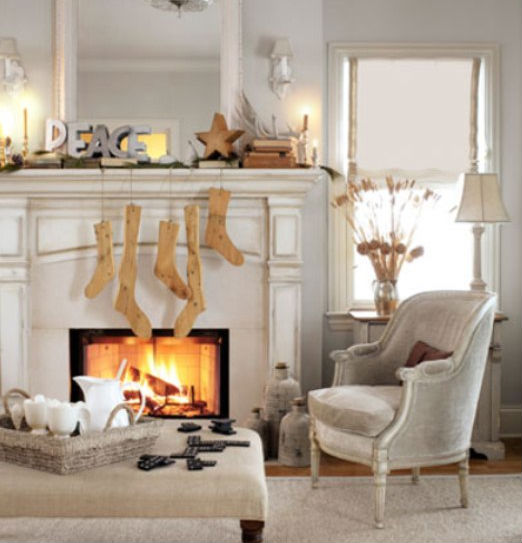 Decorate your home and your fireplace