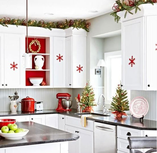 Decorating your kitchen and your home