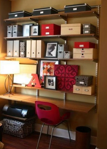 Create an inspiring home office corner