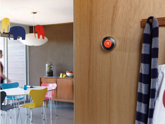 Home automation at the service of the environment