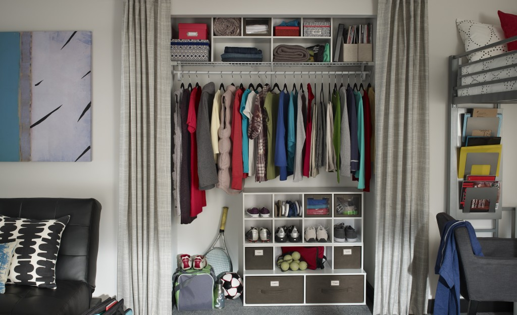 How To Organize Your Closet For Couples