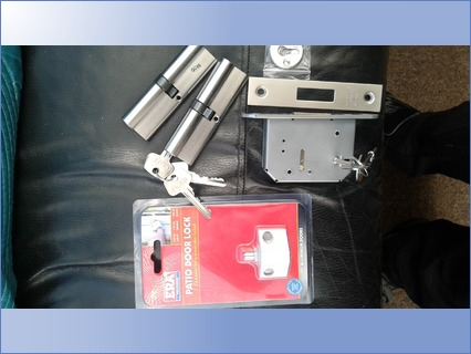 all types of locks for all types of wind