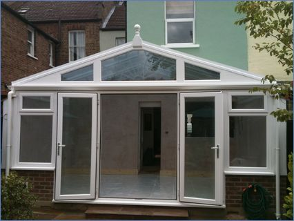 Conservatory complete