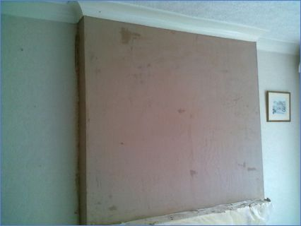 Plastering Done to high satisfaction..!
