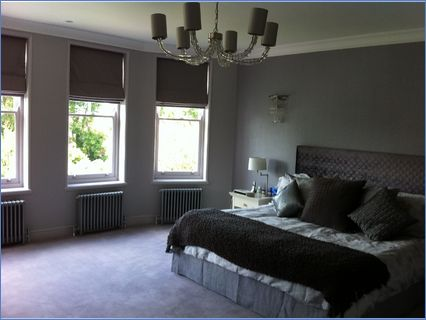 bedroom before redecoration