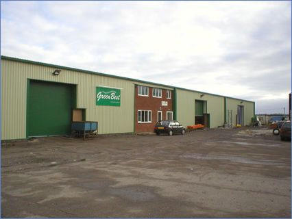 new warehouse complete