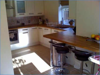 Kitchen extension and fit out