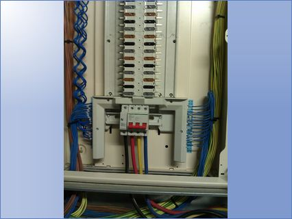 commercial fuse board