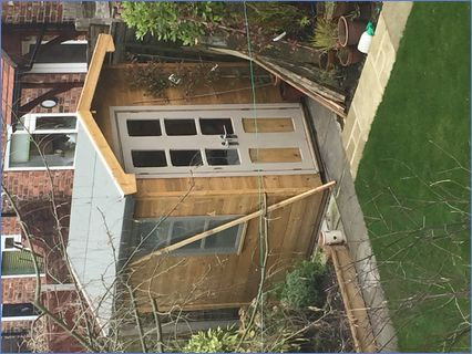 Garden rooms pitched roof tailor made