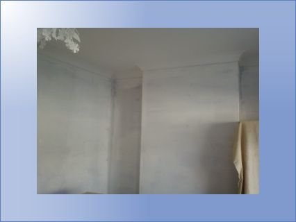 Master Bedroom which needed alot of subt