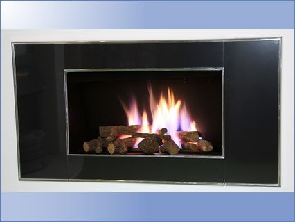 Tuscany Panoramic Gas Fire - Camino Colo