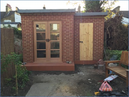 New summer house , Catford