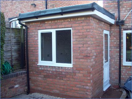 Andy Cooke Small Kitchen Extension