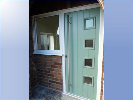 Contemporary chartwell green Solidor