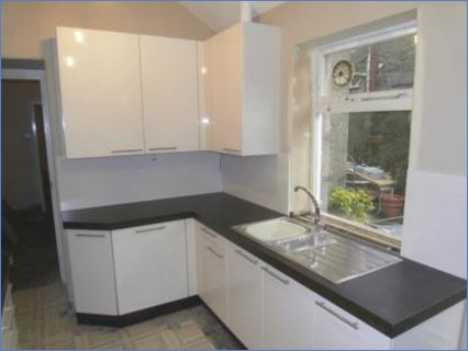 Rented house Kitchen Fit