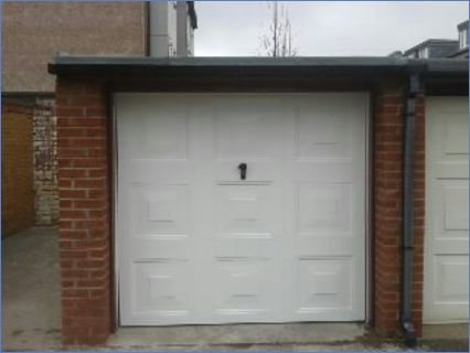 completed garage edinburgh