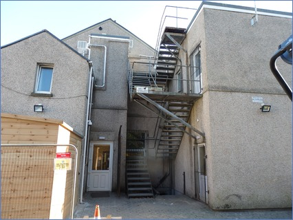 Fire Escape Removal Morriston