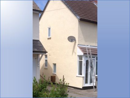 external painting ( after )