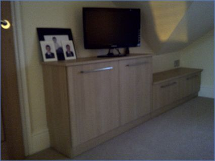 cupboards made to measure