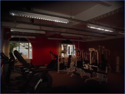 Office and Gym refurbishment