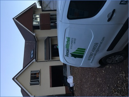 Roof completed monmouth
