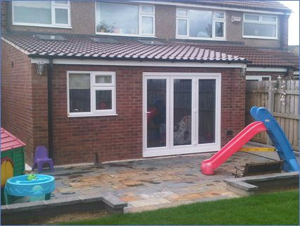 extension completed march 2011