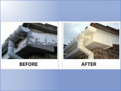 The work willam carried out guttering