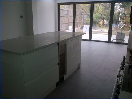 new lovely kitchen extension