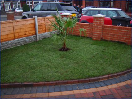 Garden Design and Landscaping in Bolton
