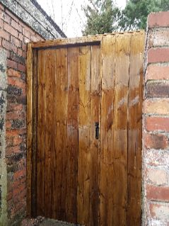 Back gate liverpool happy client