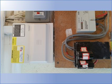 New fuse board enfield