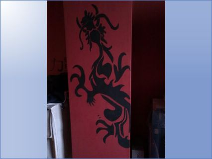 Hand Painted design1