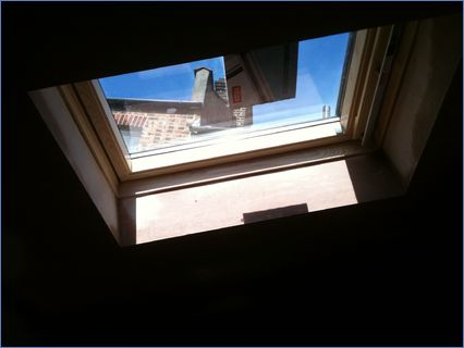 Skylight (lovely surprise for my custome