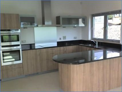 Designed and installed kitchen