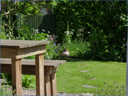 Garden Projects Completed