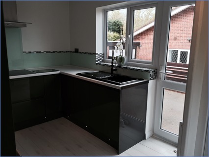Fitted kitchen in redditch #3