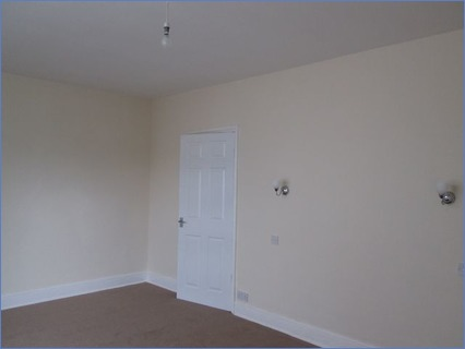 Plaster lots of walls 3 Bed house Wellin