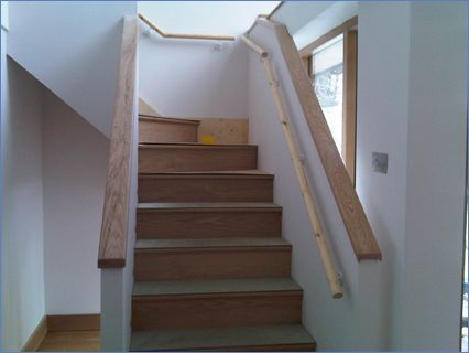 Woking,oak staircase
