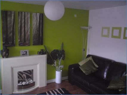 complete lounge redecoration with featur