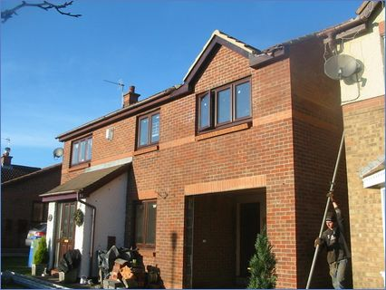 extension - close to completion