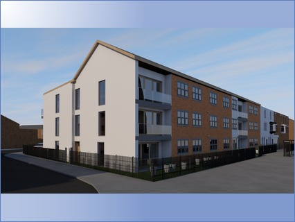 Proposed New Apartments