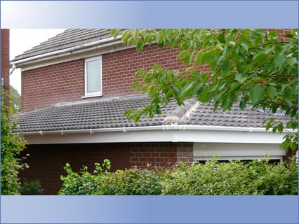 Flat to pitched roof converisions