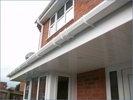 fascia and guttering capover