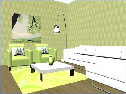 Second Lounge Design