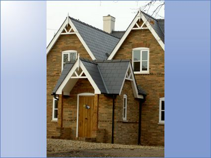 transformation of house in Hertfordshire